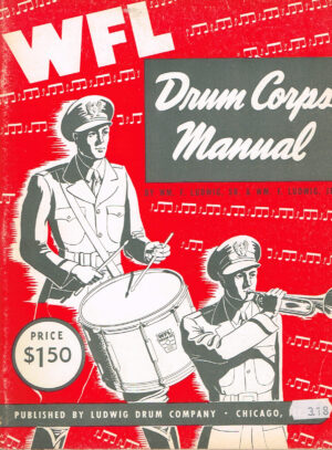 WFL Drum Corps Manual