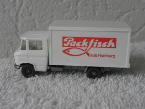 Wiking H0 1:87 Nr: 274/2 Mercedes Benz