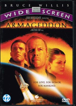 Armageddon - Bruce Willis EAN 7321932345421