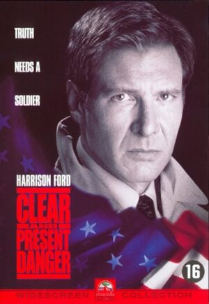Clear and Present Danger - Harrison Ford EAN 8714865555248