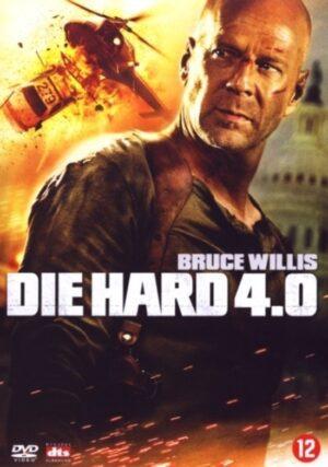 Die Hard 4.0 - Bruce Willis EAN8712626036227