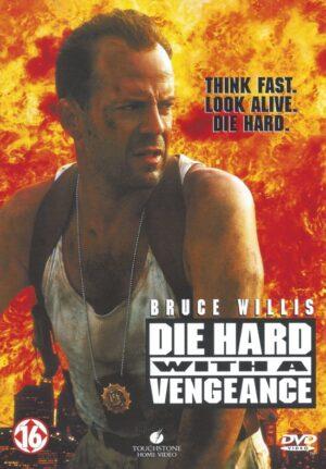 Die Hard With A Vengeance - Bruce Willis EAN 7321931346078