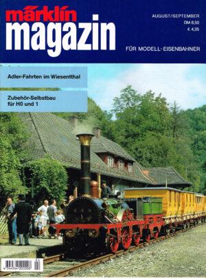 MÄRKLIN Magazin - für Modell-Eisenbahner 04-2001 4344564 200008 04