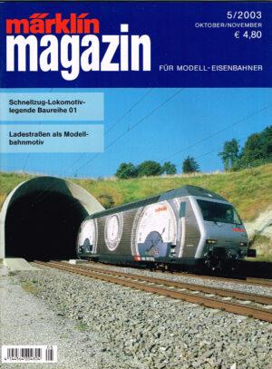 MÄRKLIN Magazin - für Modell-Eisenbahner 05-2003 4144564 204804 05