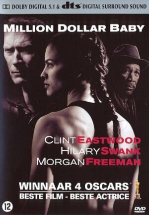 Million Dollar Baby - Clint Eastwood - Hilary Swank EAN 8716777052525