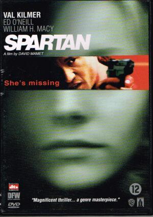 Spartan - Val Kilmer - Ed O'Neill EAN 8715664019153