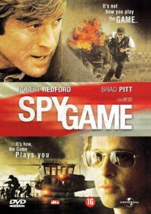 Spy Game - Robert Redford - Brad Pitt EAN 3259190263499