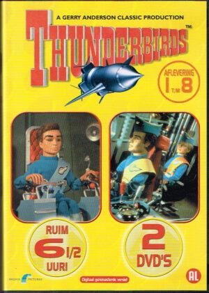 Thunderbirds aflevering 1 t/m 8 2 DVD EAN 8711983472150