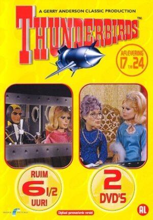 Thunderbirds aflevering 17 t/m 24 2 DVD EAN 8711983472174