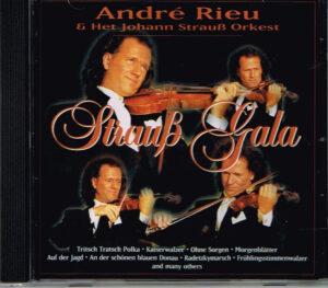 André Rieu en Het Johann Strauß Orkest – Strauß Gala EAN 8713747005215