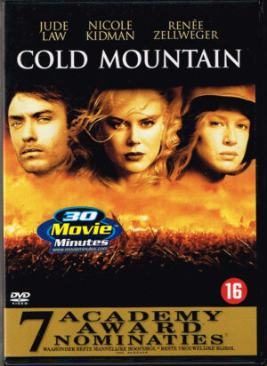 Cold Mountain - Nicole Kidman Jude Law Renee Zellweger EAN 8711875974151