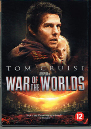 War Of The Worlds - Tom Cruise EAN 8714865551165