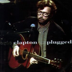 Eric Clapton ‎– Unplugged EAN 093624502425