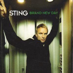 Sting - Brand New Day EAN 606949045128