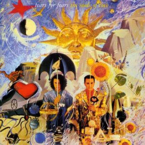 Tears For Fears – The Seeds Of Love EAN 042283873025