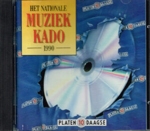 Various – Het Nationale Muziekkado 1990 CPG 1990002