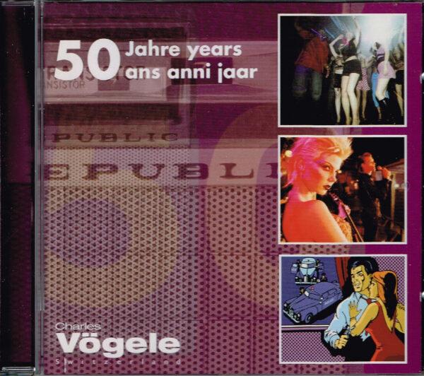 50 jaar Charles Vogele PDM001
