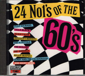 Various – 24 No 1's Of The 60's EAN 077775201321