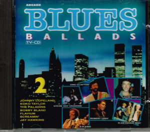 Various – Blues Ballads 2 Arcade 01413261