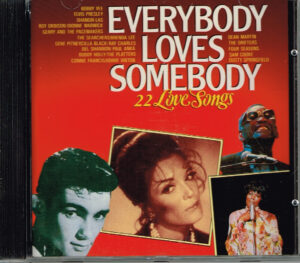 Various – Everybody Loves Somebody (22 Love Songs) Scana 77009/10