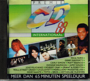 Various – Premie CD Internationaal 1988 1988376