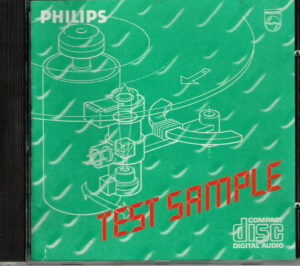 Various – Test Sample 5 Philips 814-125-2
