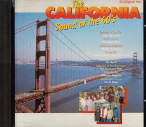 Various – The California Sound Of The 60's GH-83023-CD