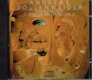 "Andreas Vollenweider – ""Caverna Magica"" Under The Tree - In The Cave CDCBS 25265"