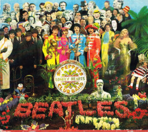 The Beatles – Sgt. Pepper's Lonely Hearts Club Band EAN 077774644228