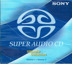 Various – Sony Super Audio CD - Ultimate Collection Volume 1 + Volume 2 LSP 986841