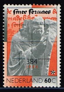 Nederland 1984 1600e sterfdag Sint Servaas NVPH 1306