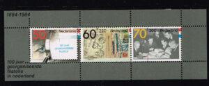 Nederland 1984 Filacento blok NVPH 1313