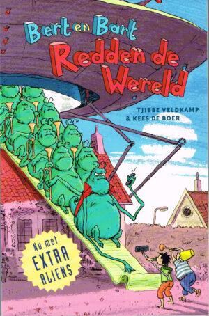 Bert en Bart redden de wereld ISBN 9789059651319
