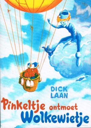 Pinkeltje ontmoet Wolkewietje paperback EAN 9789041012609