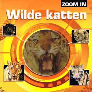 Wilde katten Zoom In EAN 9789039624616