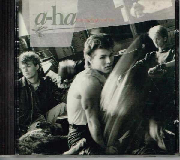 A-Ha - Hunting High And Low EAN 07599253002