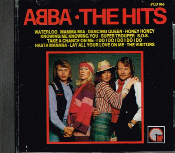 Abba - The Hits EAN 5010946686621