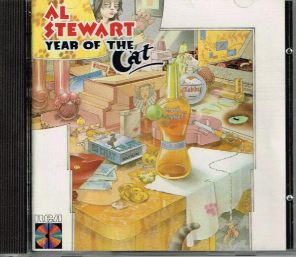 Al Stewart - Year Of The Cat RCA RCD 11749