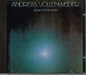 Andreas Vollenweider - Down to the Moon EAN 5099748516527