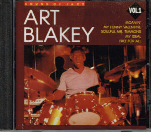 Art Blakey – The Sound Of Jazz EAN 8711638860127