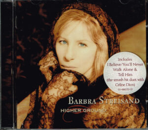 Barbra Streisand - Higher Ground EAN 5099748853226
