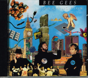 Bee Gees - High Civilization EAN 075992653022