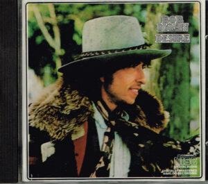Bob Dylan - Desire CBS CDCBS 32570