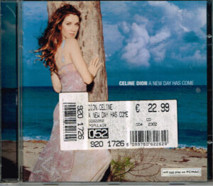 Celine Dion - A New Day Has Come EAN 5099750622629