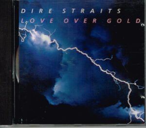 Dire Straits - Love Over Gold EAN 3259180008826