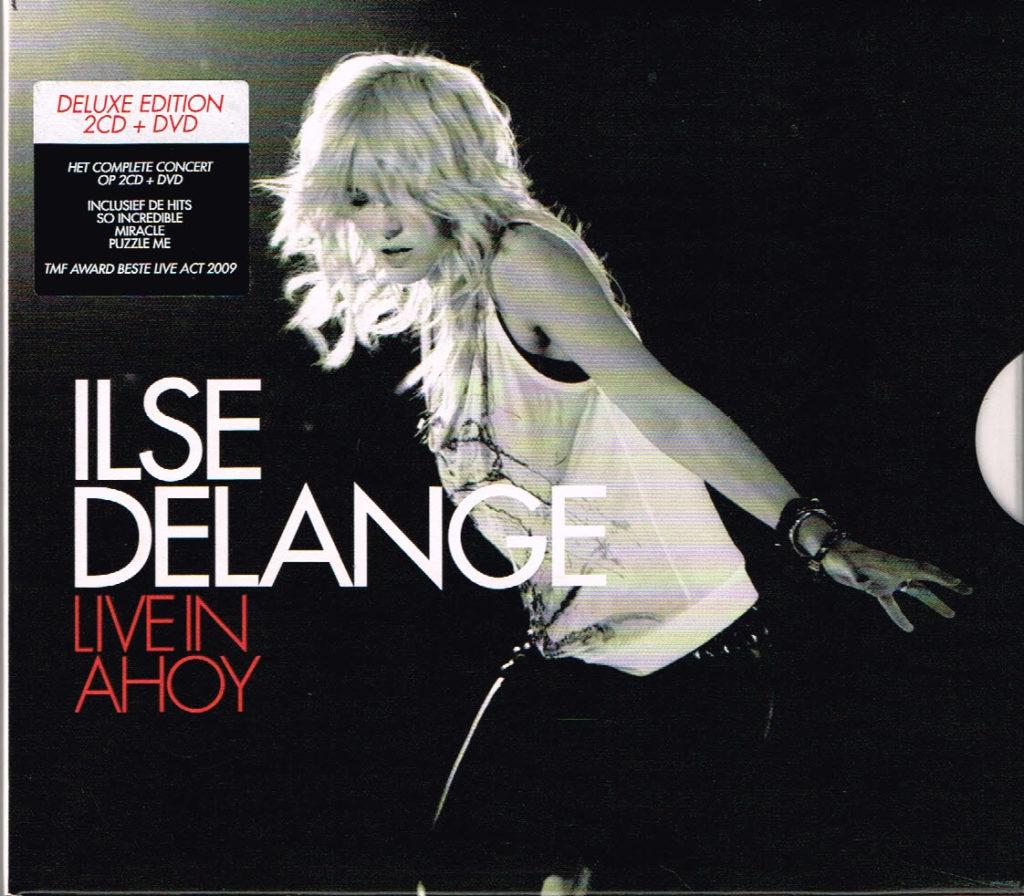 Ilse DeLange - Live In Ahoy +Bonus DVD EAN 0602527154213