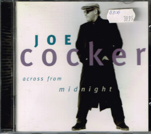 Joe Cocker - Across From Midnight EAN 724385932526