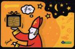 Telefoonkaart Nederland 1998 KPN Telecom Sinterklaas 1998