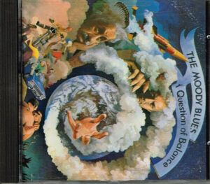 The Moody Blues - A Question of Balance EAN 042282021120