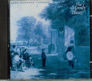 The Moody Blues - Long Distance Voyage EAN 042282010520